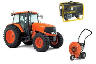 Equipment rentals in Covington